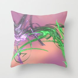 10 on Broadway Throw Pillow