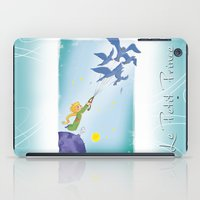 le petit prince iPad Cases featuring Le Petit Prince by karicola