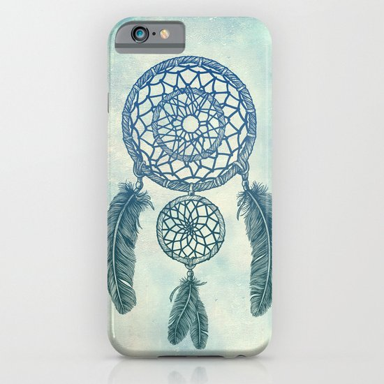 Double Dream Catcher iPhone & iPod Case