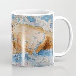 Michael Phelps Swimmer Coffee Mug