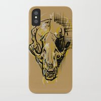 badger iPhone & iPod Cases featuring Badger by elambonebright