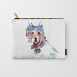 Wolf. Carry-All Pouch