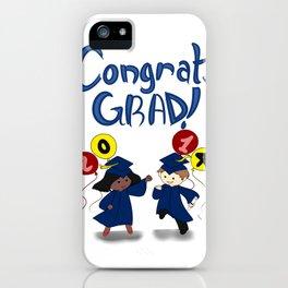Congrats Grad! 2014 iPhone Case