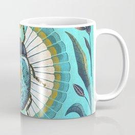 Egyptian Scarab Coffee Mug