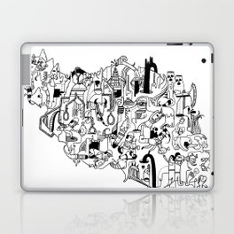 IRAN Laptop & iPad Skin
