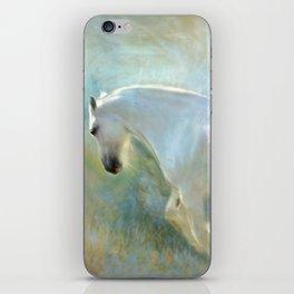 Angelic Horse iPhone Skin