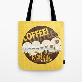 Málaga Coffee Tote Bag