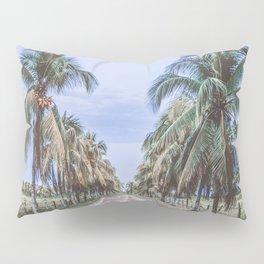 Costa Rican Palms Pillow Sham