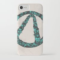 borderlands iPhone & iPod Cases featuring Borderlands 2 by Bill Pyle