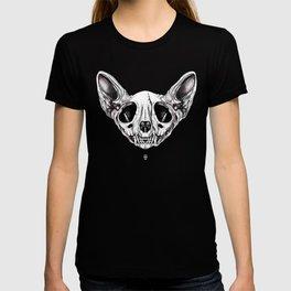Shynx Half Skull Pattern T-shirt