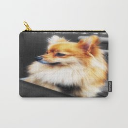 Fantastic Little Fox Carry-All Pouch