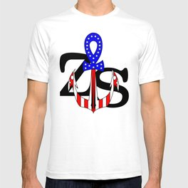 Zipcode Sailor American Anhkor T-shirt