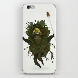 King Kawak iPhone Skin