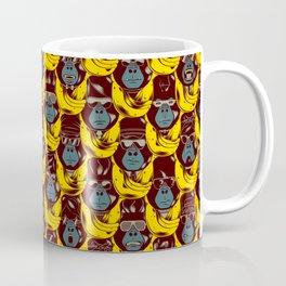 Gorillas & Bananas Coffee Mug