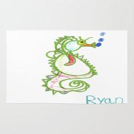 Seahorse III Rug