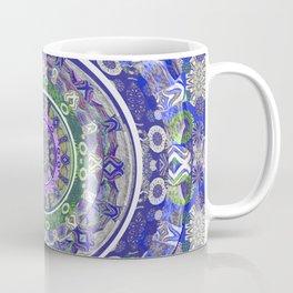 Heart of the Hidden Space Meditation Mandala Coffee Mug