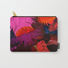Frida Blues Carry-All Pouch
