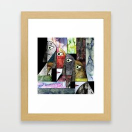 #007 Framed Art Print