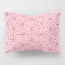 Nezuko Pattern Pillow Sham