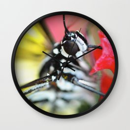 BFX | nourishing woodnymph (butterfly) Wall Clock