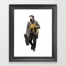 Llewyn Framed Art Print