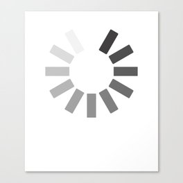 Awesome Gift For Programmer. Canvas Print