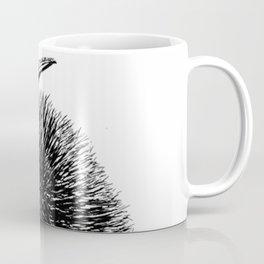Penguin sketch Coffee Mug