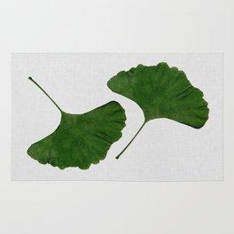 Ginkgo Leaf II Rug