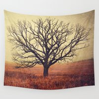 strong Wall Tapestries featuring Strong by KunstFabrik_StaticMovement Manu Jobst