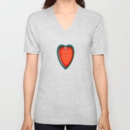 I carry your heart Unisex V-Neck