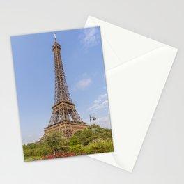 Idyllic Paris view Stationery Cards