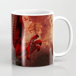Elemental Fire Dragon Coffee Mug