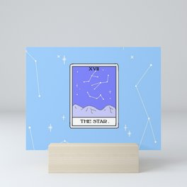 Star Tarot Mini Art Print