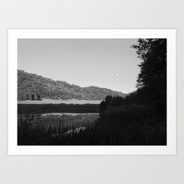 Bittersweet Serenity  Art Print