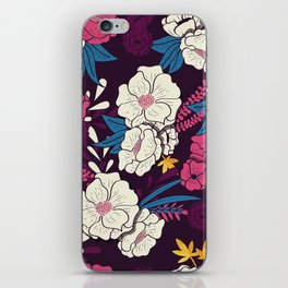 Jungle Pattern 007 iPhone Skin