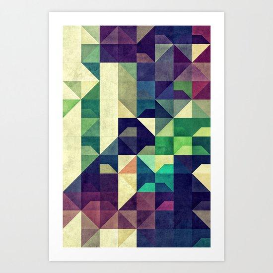 Tyo DDz Art Print