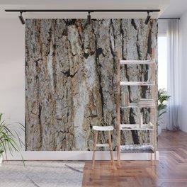 Tree Bark Wall Mural