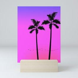 Slacker Club Mini Art Print