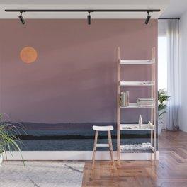 Moonrise Wall Mural