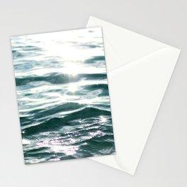 Crystal Sea // Horizontal Stationery Cards
