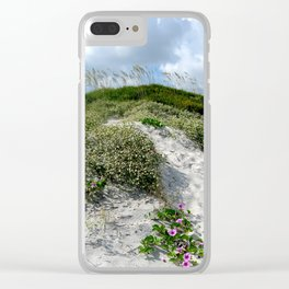 Knoll Clear iPhone Case