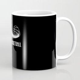 Basketball Word Cloud Gaming Gift Coffee Mug