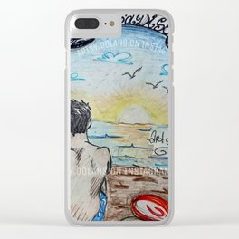 Paradise ~ Clear iPhone Case