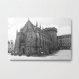 The Chapel Royal - Dublin Metal Print