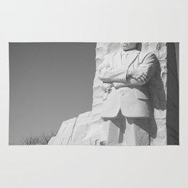Martin Luther King memorial Washington D.C. Rug