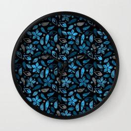 Colorful Lovely Pattern XVVI Wall Clock