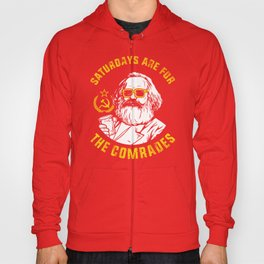 Saturdays Are For The Comrades Hoody