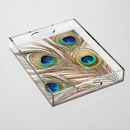 Exquisite Renewal Acrylic Tray