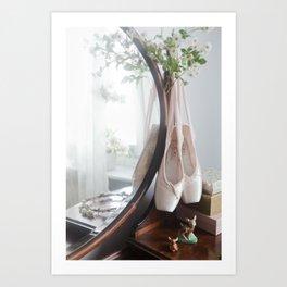 Balett Art Print