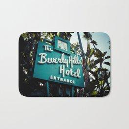 Beverly Hills Hotel, No. 2 Bath Mat